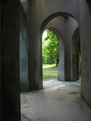 interior arches by dreamlikestock