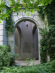 arch entrance by dreamlikestock