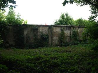 old wall 6 by dreamlikestock