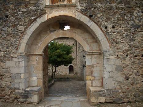 Mystras Greece Peloponnese