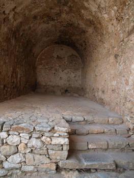Palamidi fortress Peloponnese Greece