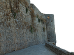 Wall and alley PNG by dreamlikestock