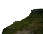 hill and path PNG by dreamlikestock