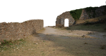 backgrond wall and ruin PNG by dreamlikestock