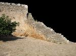 precut greek architecure by dreamlikestock