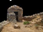 Ruins stock PNG by dreamlikestock