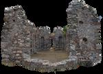 greek byzantine ruins PNG