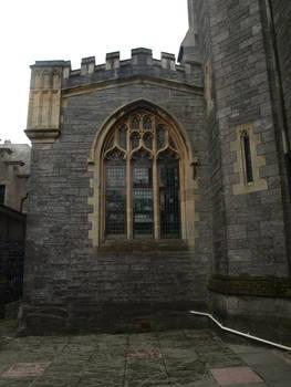 Gothic window stock