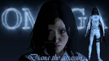 ADA - The Movie. Diana promo.