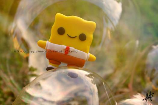 Spongebob Bubble