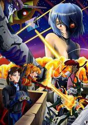 Evangelion: Rise of the Angels (Reiminator)