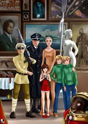 League of Extraordinary Gentlemen: Soviet Union