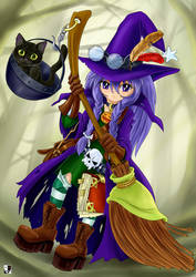 Little Witch by Lord--Opal