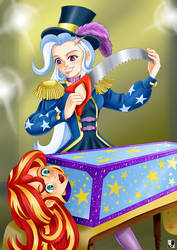 MLP: Magic with Trixie!