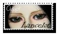Adoption stamps: Lancelot by Dreus76