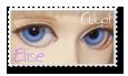 Adoption stamps: Elise by Dreus76