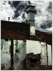 dramatic sky by plainclothesgirl