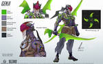 Demon Hunter Genji