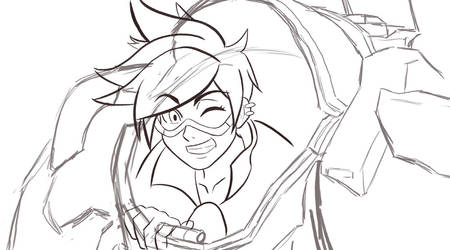 tracer WIP by aethage