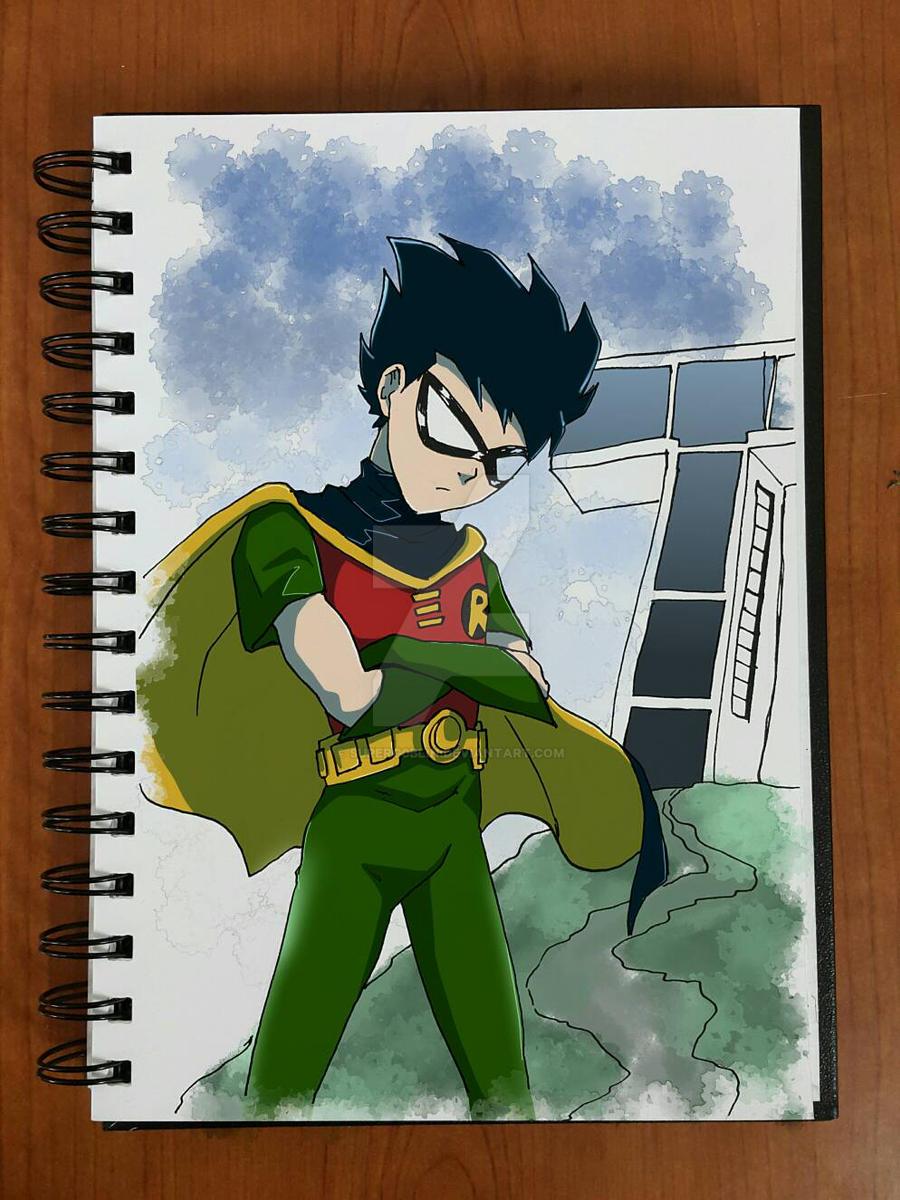 Robin by SuperG0blin