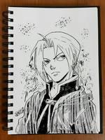 Edward by SuperG0blin