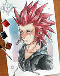 Axel by SuperG0blin