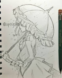 Umbrella by SuperG0blin
