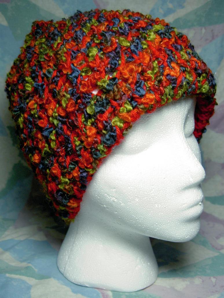 Garden Salsa Hand-Knit Hat