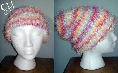 KiiryaLii Rainbow Hat Commission by SmilingMoonCreations