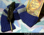 Ravenclaw Movie Scarf 1 + Beedle n Quill