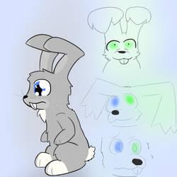 Surveillance Bunny design 2