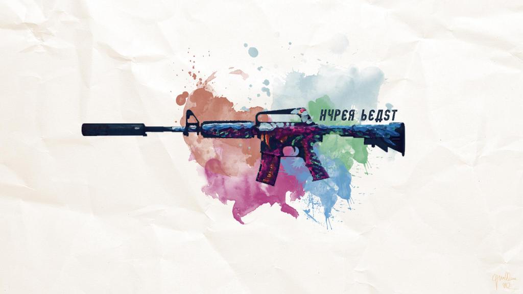 m4a1s hyper beast