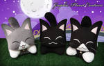 Kawaii Kittens Plushies