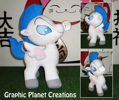 Pegasus Hercules Plushie