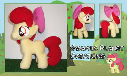 My Little Pony Apple Bloom Plush