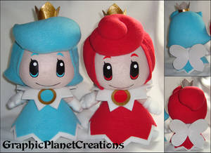 Sprixie Princesses by Super Mario 3D World