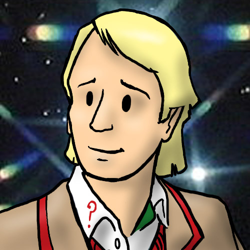 5th Doctor Icon by Gorpo