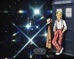 5th Doctor Wallpaper