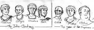 Roman Emperors 1
