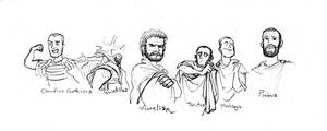Roman Emperors 5