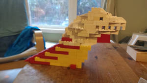 LEGO T-Rex by Gorpo