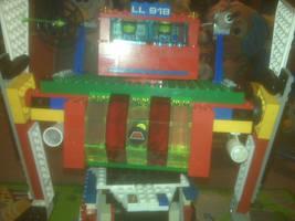 LEGO Mech by Gorpo