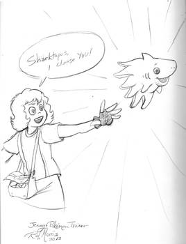 Jenny: Pokemon Trainer.