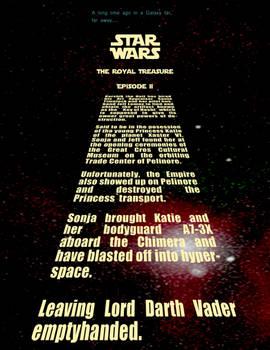 Star Wars - The Royal Treasure