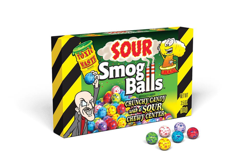 Smog Balls! by Gorpo