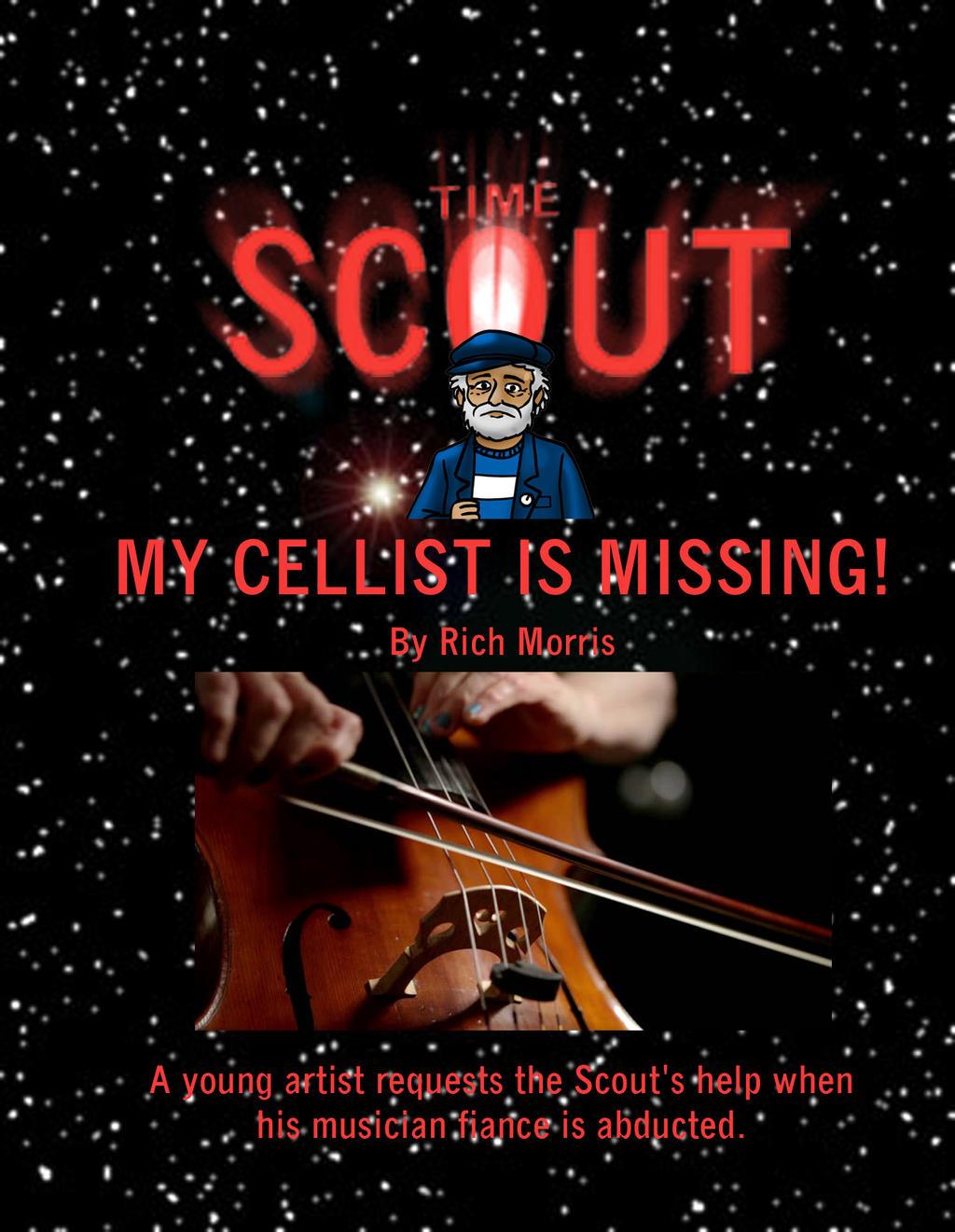 My Cellist is Missing by Gorpo