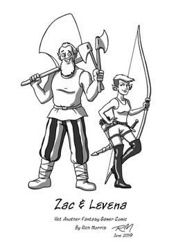 Zac and Levena