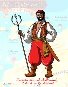 Captain Kamal