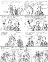 Doctor Who Comic - Page 006 by Gorpo