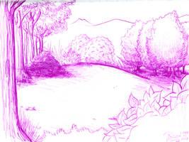 Foresty Glen by Gorpo